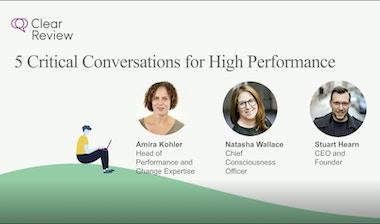 5 Critical Conversations