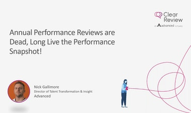 Annual Performance Reviews are Dead