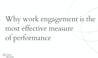 Engagement Measure