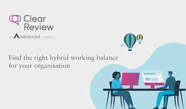 Hybrid Working Balance