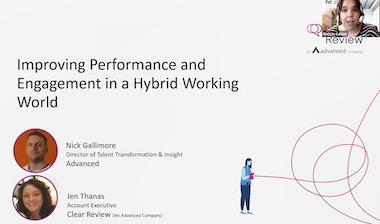 Hybrid Working Thumbnail