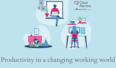 Productivity in a changing working world V2