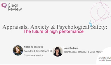 psychological safety at work webinar