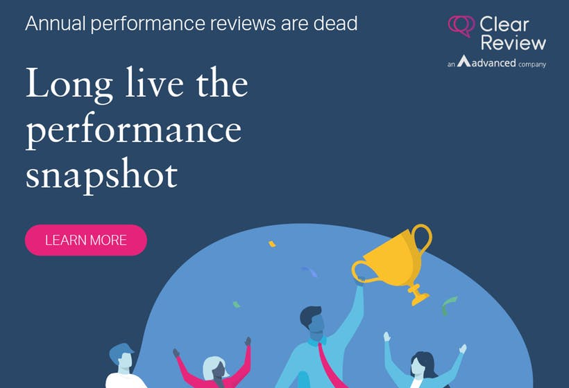Q1 Performance Reviews Are Dead