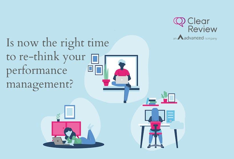 Rethink Performance Management