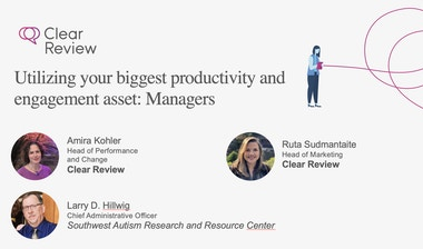 Utilizing managers webinar may 2020