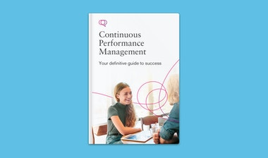 eBook Cover Continuous Performance Management