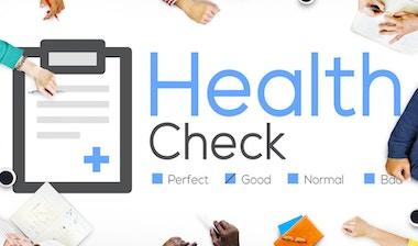 Performance management health check