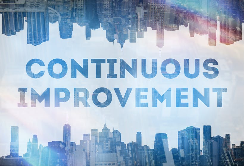 Continuous performance management image.